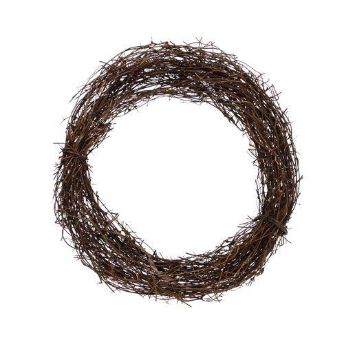 Vinstockkrans Ø15cm 10st
