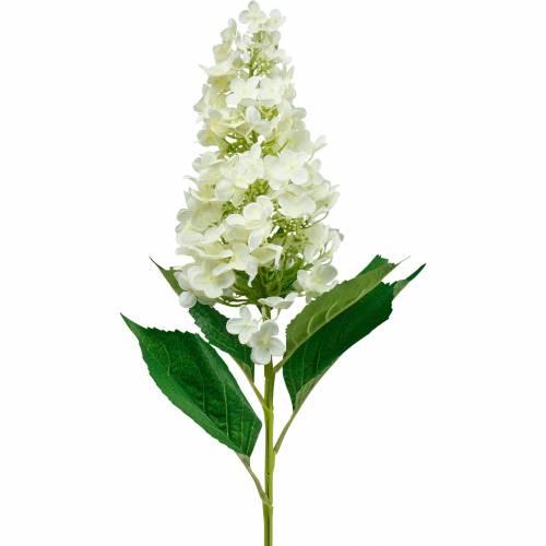 Panicle hortensia krämvit, konstgjord hortensia, sidenblomma 98cm