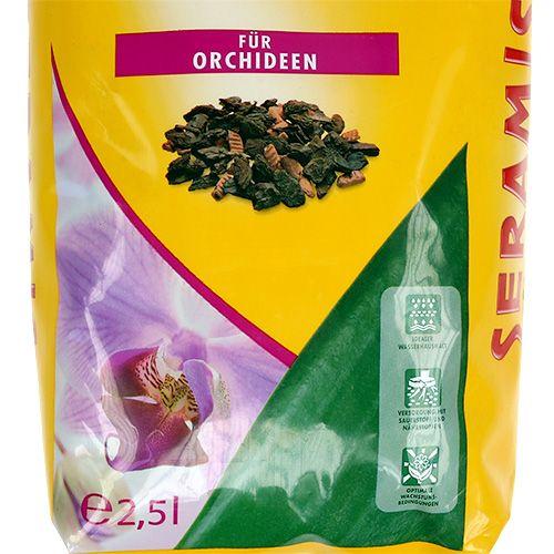 Seramis® specialsubstrat för orkidéer (2,5 ltr.)