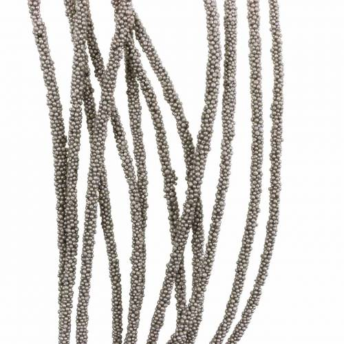 Suckulent krans hängande grön, brons metallic 140cm