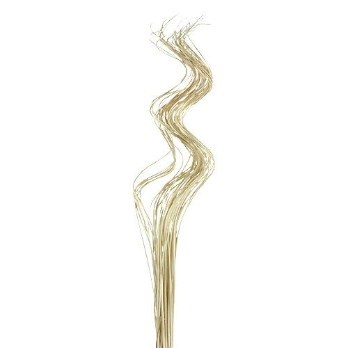 Ting Ting Curly 60cm blekt 40p