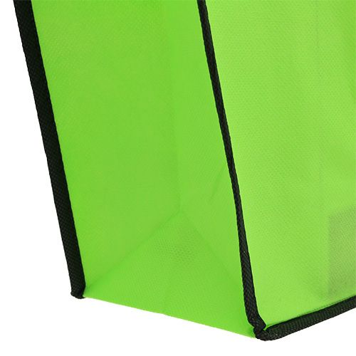 Fleece väska grön 38cm x 32cm 1p