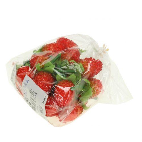 Vilda jordgubbar 3,5 cm 24st
