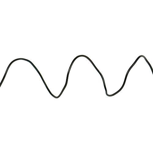 Blåvarma slingrande tråd