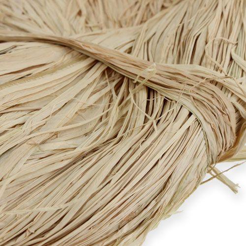 Raffia, stil naturliga 1 kg