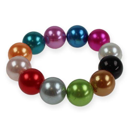 Dekorativa pärlor Ø2cm 12st