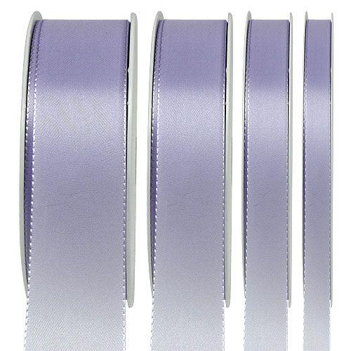 Present- och dekorationband 50m ljus syrin