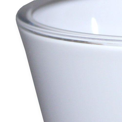 """Vase """"Fizzy"""" vit, 1 st"""