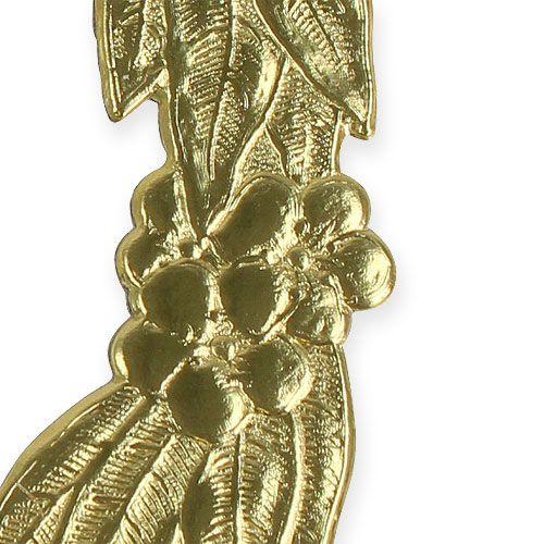 Jubileumsnummer 24cm guld