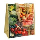 Shoppingväska med handtag i harmoni 35 × 18 × 39 cm plast