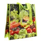 Shoppingväska med handtag Vitale plast 38 × 20 × 39 cm