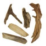 Dekorativt trä och brun rot 1 kg